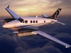 Beechcraft twin